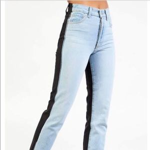 Revice ex-boyfriend/ Harlow wash jeans